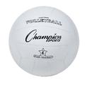 Champion Sports CHSVR4 Regulation Volleyball
