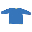 Chenille Kraft CK-520802 Long Sleeve Art Smock Blue