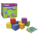 Pacon CK-9652 Squishy Foam - 8 Colored Pcs