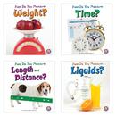 Capstone / Coughlan Pub CPB9781429663342 Measure It Book Set Set Of 4