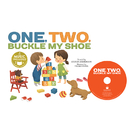 Capstone / Coughlan Pub CPB9781632904393 One Two Buckle My Shoe Sing Along
