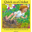Childs Play Books CPY0859533069 Quick As A Cricket Softcover