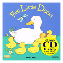 Childs Play Books CPY9781846431371 Five Little Ducks & Cd