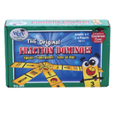 Wiebe Carlson  Associates CRE4080 Fraction Dominoes Game