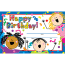 Creative Teaching Press CTP1265 Happy Birthday Awards