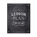 Creative Teaching Press CTP1350 Chalk It Up Lesson Plan Book