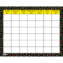 Creative Teaching Press CTP1515 Poppin Patterns Large Calendar Chart