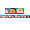 Creative Teaching Press CTP1816 Smiling Stick Kids Border
