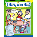 Creative Teaching Press CTP2183 I Have Who Has Science Gr 6-8
