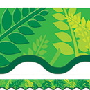 Creative Teaching Press CTP2667 Fern Leaves Border