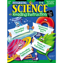 Creative Teaching Press CTP2816 Integrating Science W/ Read 5-6 Reading Instruction