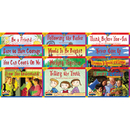 Creative Teaching Press CTP3148 Character Education 12 Books Variety Pk 1 Each 3123-3134