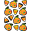 Creative Teaching Press CTP4117 Poppin Patterns Pumpkins & Candy - Corn Stickers