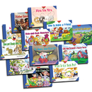 Creative Teaching Press CTP4289 Reading For Fluency Readers Set 2 Variety Pk