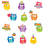 Creative Teaching Press CTP4406 Happy Birthday Stickers