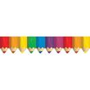 Creative Teaching Press CTP6475 Colored Pencils Borders