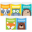 Creative Teaching Press CTP6744 Woodland Friends Library Pockets Standard Size
