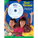 Creative Teaching Press CTP8016 Music & Movement In The Classroom Gr Pk-K