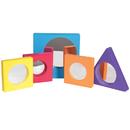 Learning Advantage CTU626251 Pony Mirrors Set Of 5
