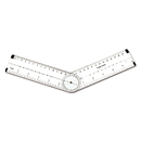 Learning Advantage CTU7752 Angle Measurement Ruler