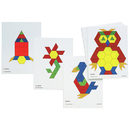 Learning Advantage CTU8837 Pattern Block Activity Cards