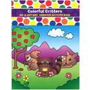 Do-A-Dot Art DADB360 Colorful Critters Activity Book