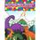 Do-A-Dot Art DADB373 Dinosaurs Activity Book