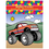 Do-A-Dot Art DADB375 Mighty Trucks Activity Book