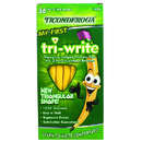 Dixon Ticonderoga DIX13084 My First Tri Write Primary Pencils Without Eraser 36Ct