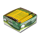 Dixon Ticonderoga DIX13472 Ticonderoga Golf Pencils Box Of 72