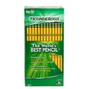 Dixon Ticonderoga DIX13872 Original Ticonderoga Pencils 96Bx Unsharpened