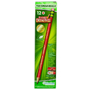 Dixon Ticonderoga DIX14259 Ticonderoga Erasable 12Ct Colored Pencils Carmine Red