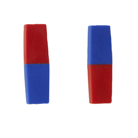 Dowling Magnets DO-712 Science Magnets North/South Bar Magnets, Price/EA