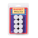 Dowling Magnets DO-735007 100 3/4 Dia Magnet Dots With Adhesive