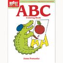 Dover Publications DP-493962 Boost Abc Coloring Book Gr Pk-K