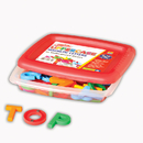 Educational Insights EI-1630 Alphamagnets Uppercase 42 Pcs - Multicolored