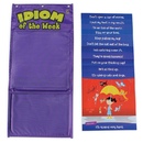 Educational Insights EI-1753 Idiom Of The Week Pocket Chart