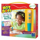 Educational Insights EI-2374 Hot Dots Jr Lets Master Math Gr 1