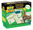 Educational Insights EI-2721 Hot Dots Science Set Animals Plants And Ecosystems