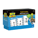 Educational Insights EI-2757 Hot Dots Subtraction Facts 10-13
