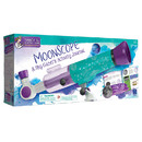 Educational Insights EI-5351 Nancy B Science Clue Moonscope & Sky Gazers Activity Journal