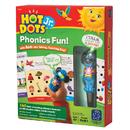 Educational Insights EI-6107 Phonics Fun 80 2-Sided Cards & Power Pen