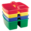 Early Childhood Resources ELR0467 Small Art Caddy 4 Pack