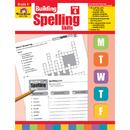 Evan-Moor EMC2708 Building Spelling Skills Gr 4
