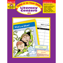 Evan-Moor EMC2724 Take It To Your Seat Literacy Centers Gr 4-5