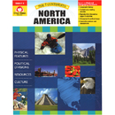 Evan-Moor EMC3731 7 Continents North America