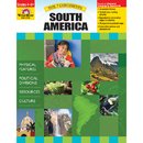 Evan-Moor EMC3732 7 Continents South America