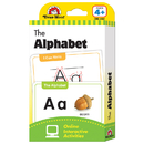 Evan-Moor EMC4162 Flashcard Set The Alphabet