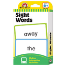 Evan-Moor EMC4165 Flashcard Set Sight Words