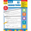 Evan-Moor EMC576 Daily Language Review Gr 6